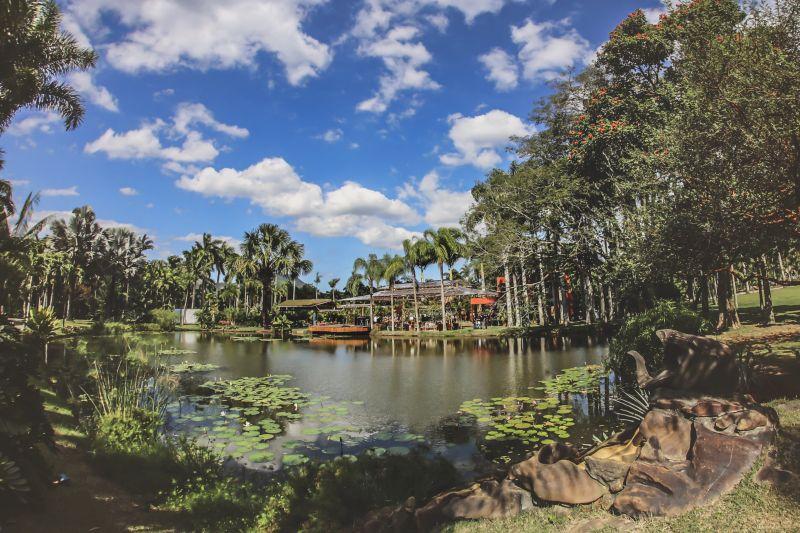 Casamento ao ar livre - Lago Buriti 1