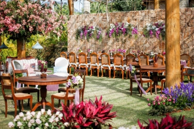 Decoracao de casamento no jardim (1)
