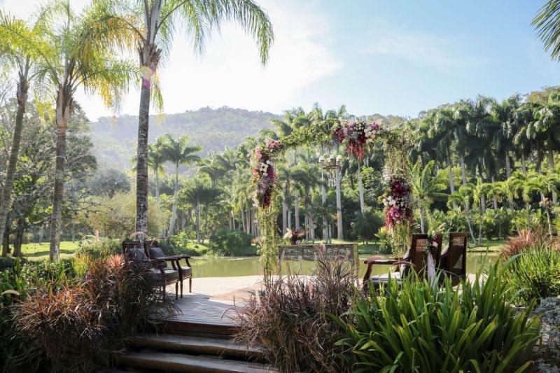 Espaco para casamento Rio de Janeiro RJ - LAGO-BURITI
