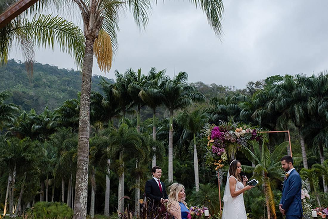 Espaco para casamento RJ - Lago Buriti