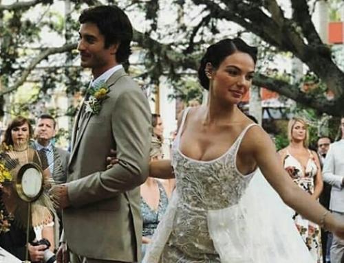 O Casamento ao Ar Livre de Isis Valverde e André Resende