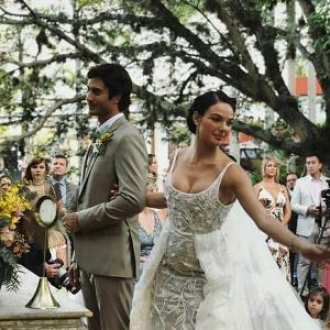 Casamento ao ar livre no RJ